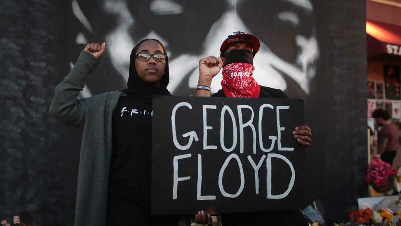 Autopsy reveals that George Floyd suffered from Covid-19 ...