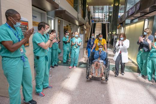 The long recovery of Covid-19 survivors - Plataforma Media