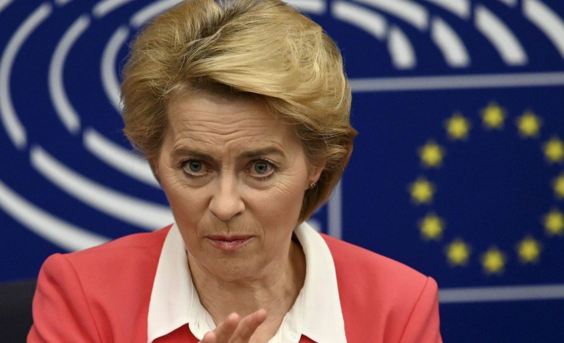 "Ursula von der Leyen: ""Portugal is a model of how to follow a course"" -  Plataforma Media"