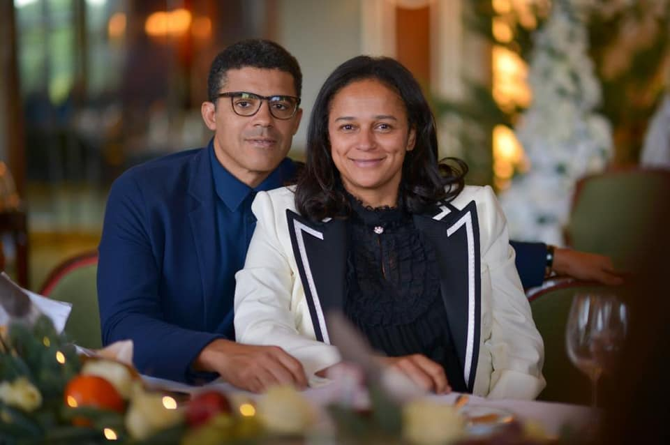 Isabel Dos Santos S Husband Sindika Dokolo Dies At 48 Plataforma Media