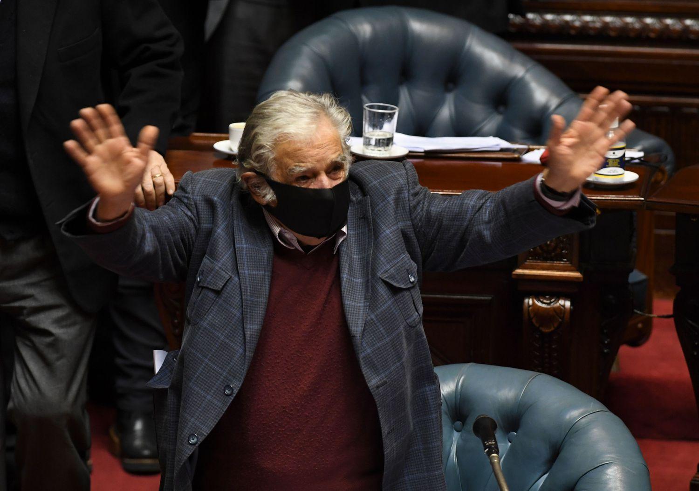 José Mujica, former Uruguayan president, resigns from the Senate at 85 -  Plataforma Media