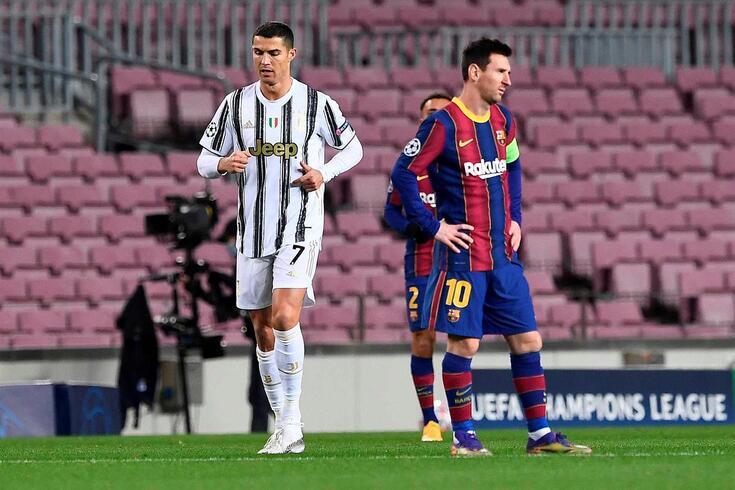 Cristiano Ronaldo, Messi and Lewandowski are the three finalists for The  Best - Plataforma Media