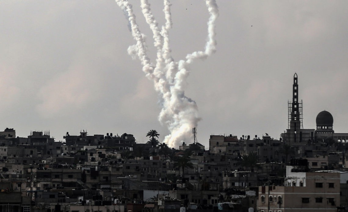 Gaza-Strip-Palestinian-Israel