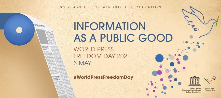 2021 World Press Freedom Day
