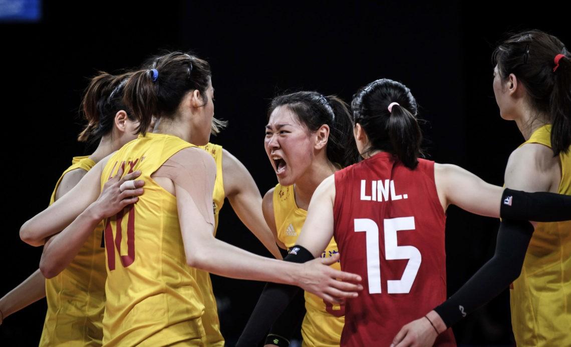 China-volleyball
